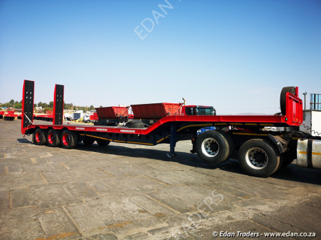 MAN  TGA 26-480 DOUBLE DIFF TRUCK TRACTOR 2008