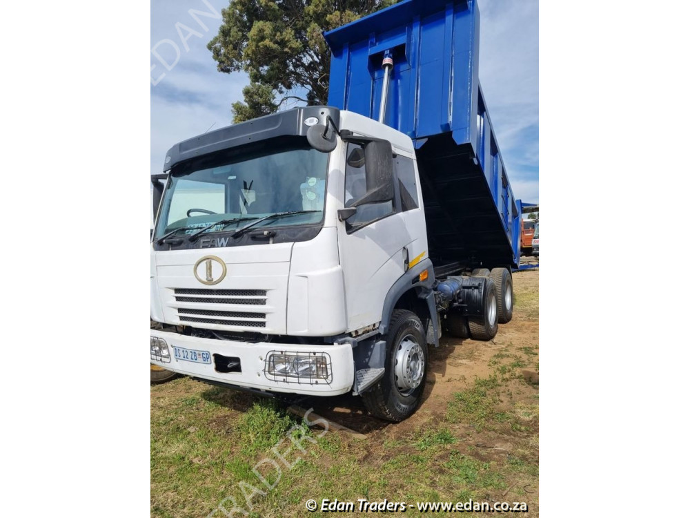 1984 Nissan CW45 Double diff truck with hydraulic skip unit for sale, finance available